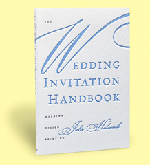 The Wedding Invitation Handbook